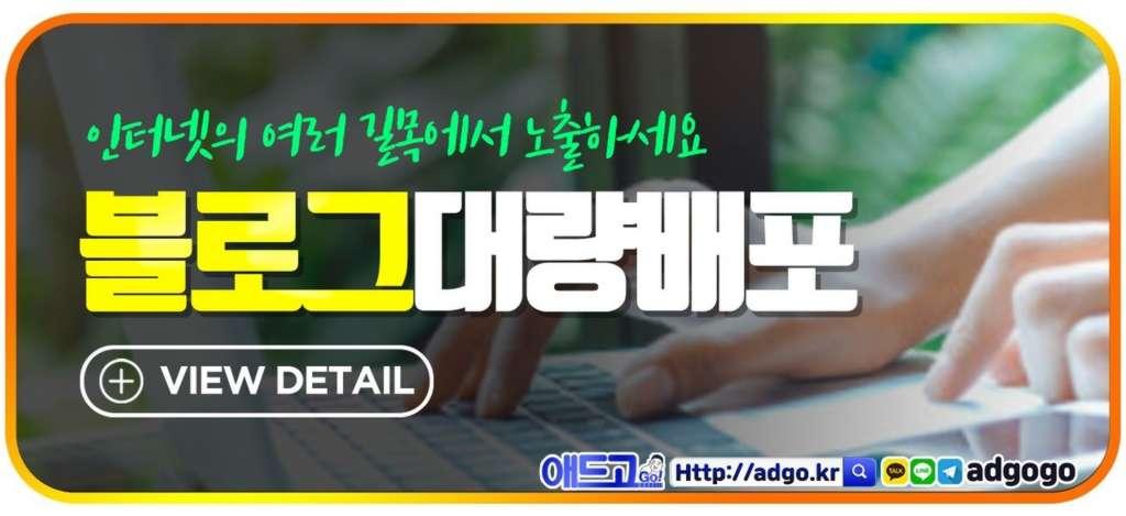 도메인최적화블로그배포